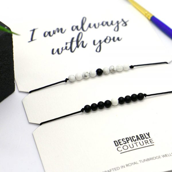 Couples Bracelet Set