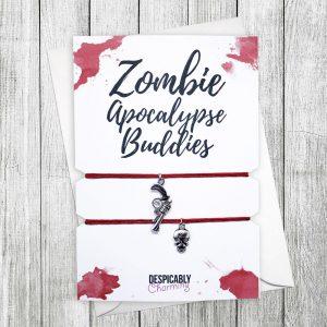 Zombie Apocalypse Bracelet set