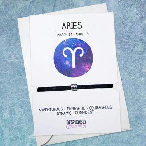 Aries Zodiac Bracelet